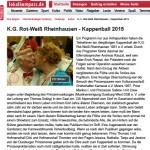 K.G. Rot-Weiß Rheinhausen